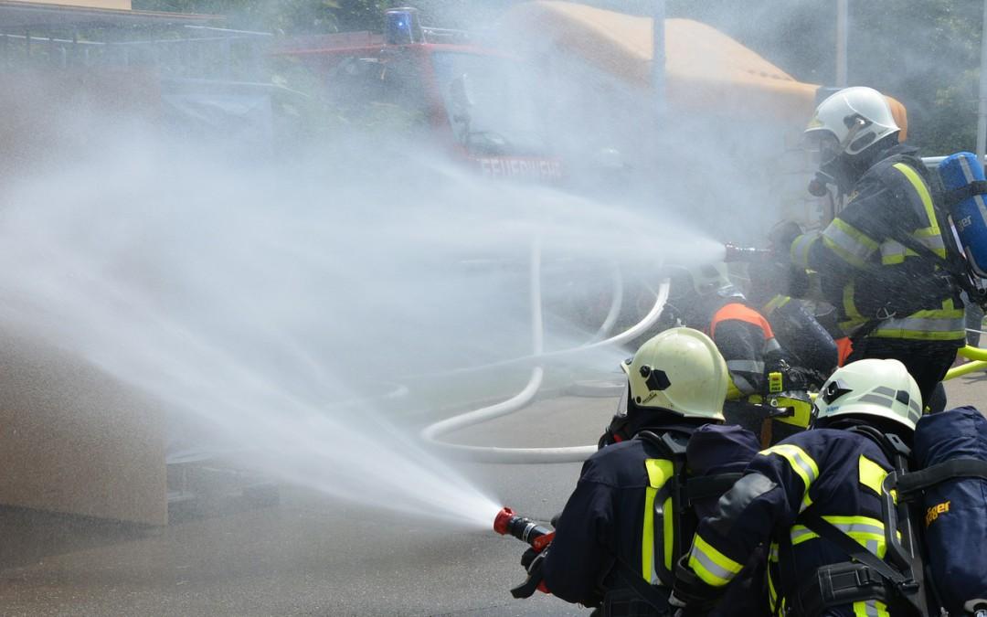 Betriebliches Gesundheitsmanagement bei Feuerwehreinsatzkräften